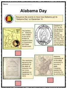 alabama state facts worksheets historical information