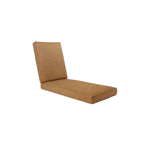 replacement chaise cushions outdoor brown jordan greystone toffee replacement outdoor chaise