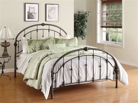 queen headboard and frame iron bed frames queen decofurnish