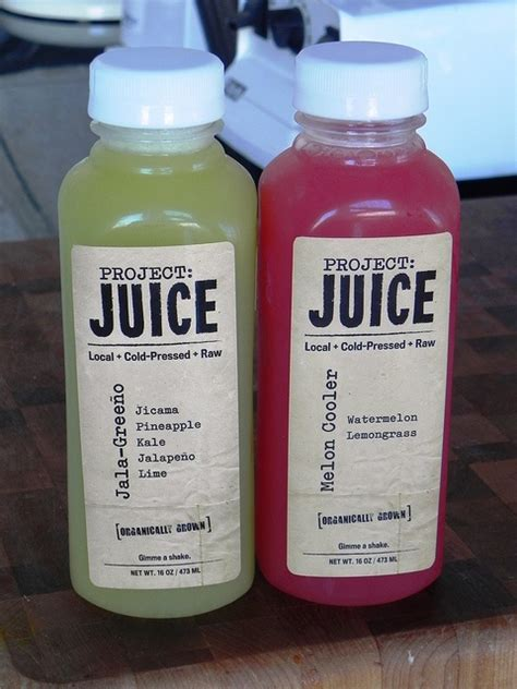 Project S Detox by Juice Cleanse Review Project Juice Juice Cleanse Limes