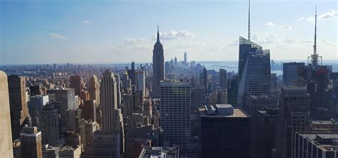 new york from the five of the best views in new york city alaska airlines blog