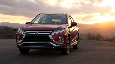 mitsubishi crossover models experience the 2018 mitsubishi eclipse cross mitsubishi