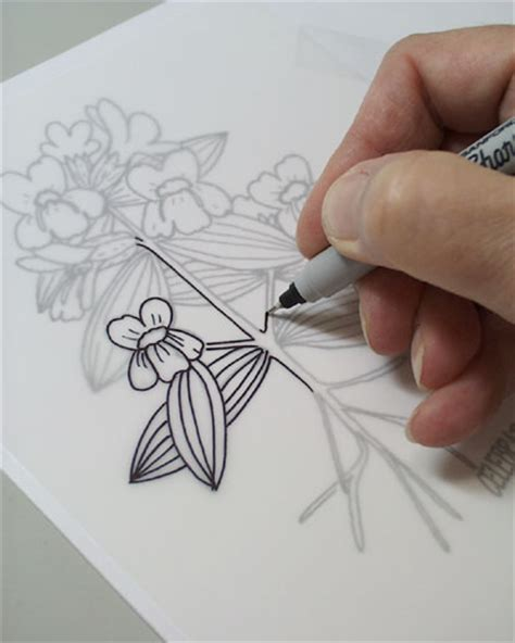 How To Make Tracing Paper - tracing rebirth of an trick