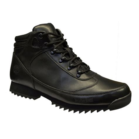 black timberland boots mens timberland timberland sprint 2 0 black leather osf 1