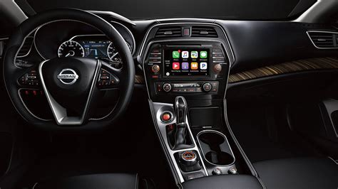 2017 nissan maxima sl interior check out the refreshed 2017 nissan maxima