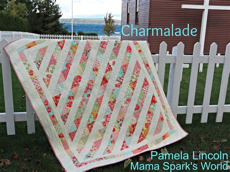 Moda Bake Shop Quilt Patterns by Charmalade Quilt 171 Moda Bake Shop
