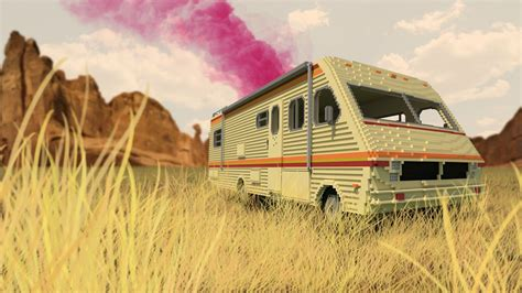 Rv In Breaking Bad minecraft breaking bad rv wallpaper imgur tv show buzz