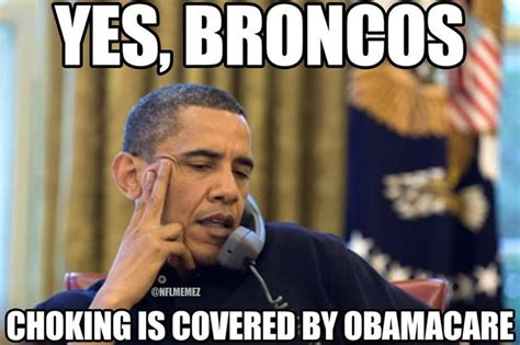 Funny Broncos Memes - seahawks stomp broncos memes don t worry broncos obama s