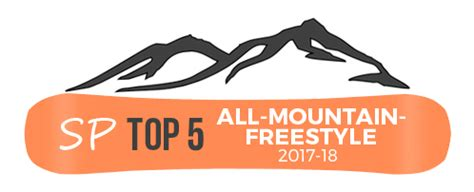 best freestyle snowboards the best all mountain freestyle snowboards for my top