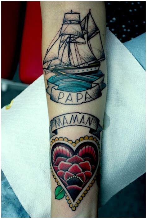nautical tattoos unique nautical tattoo designs for you 12