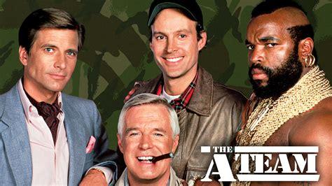The A Team by The A Team Tv Show Nbc