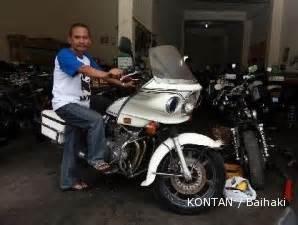 Lu Proyektor Sepeda Motor semakin tua sepeda motor antik makin menggiurkan