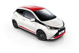 Toyota Aygo 2017 Toyota Aygo Gets New X Press And X Style Models