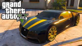 Where To Find Bugatti In Gta 5 Gta 5 Quot Adder Quot Customization Guide Bugatti Veyron