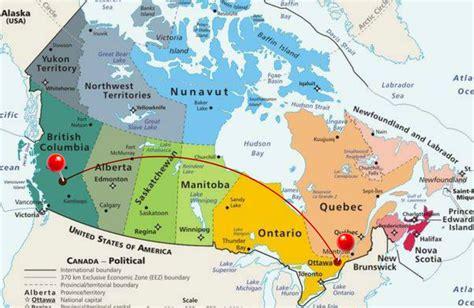 capital of canada map canada map clip
