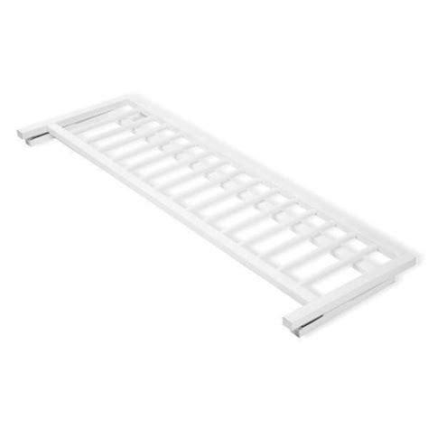 barrera seguridad cama barrera de cama larga madera blanca segurbaby