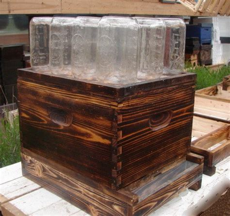 diy top bar beehive 9 diy bee hives with free plans and tutorials shelterness