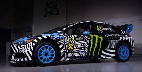 Ken Block Ford Focus Specs by Ken Block Ford Focus Pictures To Pin On Thepinsta