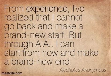 alcoholics anonymous quotes quotesgram