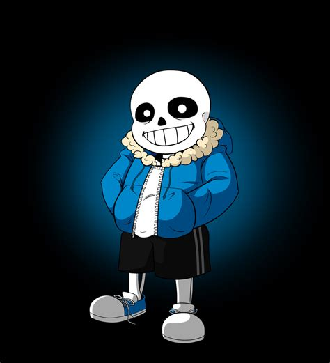 undertale sans the skeleton undertale sans by sagasage on deviantart