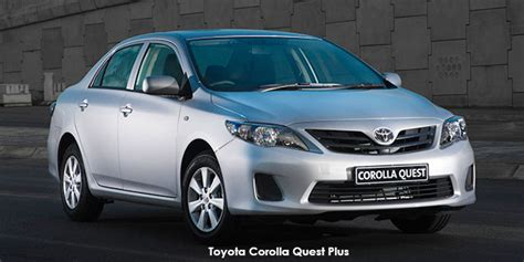 At Toyota Toyota Corolla Quest 2017 Review Toyota Sa