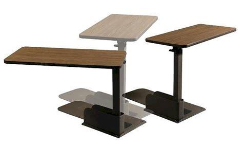 overbed or wheelchair lift table elderstore
