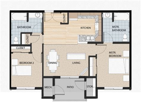 1 Bedroom Apartments In South Gate Ca by Floor Plans Salado Orchard Apartments Affordable