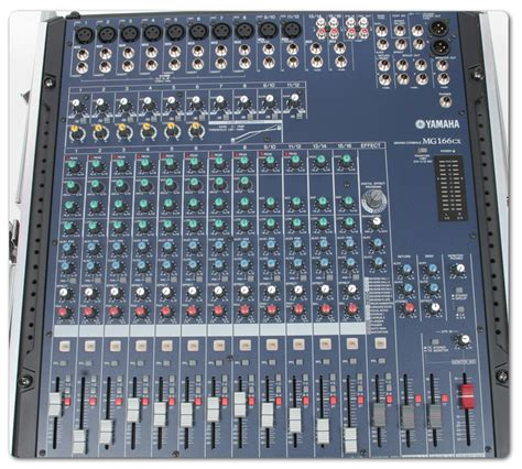 Mixer Yamaha Sound System pa sound system yamaha 16 chan mixer osp power speakers ebay