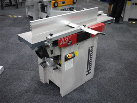 hammer woodworking machinery win a 10 in jointer planer from austria finewoodworking