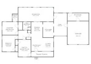 Floor Plans For Homes by Gallery For Gt House Floor Plan