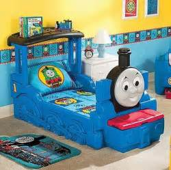 Thomas The Train Bedroom Thomas The Tank Engine And Friends Train Bed Parenting