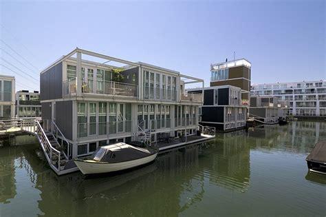 Lake House Home Plans les maisons flottantes d ijburg 224 amsterdam