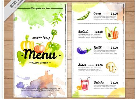 Speisekarte Design Vorlage Kostenlos speisekarten vorlagen tipps und 95 kostenlose mustermen 252 s