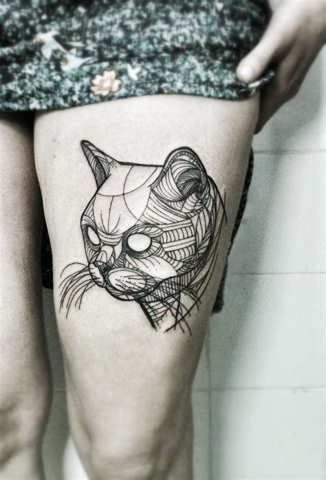 cats tattoo cat tattoos every cat design placement and style