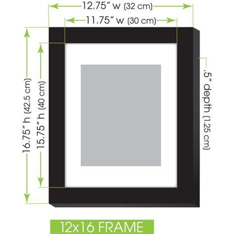 10 X 12 Mat Opening - 7 pc wall kit walnut 4 6x8 matted to 4x6 2