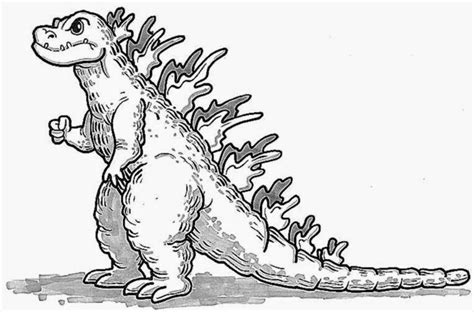 godzilla coloring pages games cute lizard coloring pages colorings net
