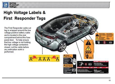 how make cars 2011 chevrolet volt auto manual 2011 chevrolet volt first responder labels boron extrication