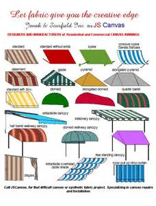awning styles awnings canopies js canvas awnings of sacramento