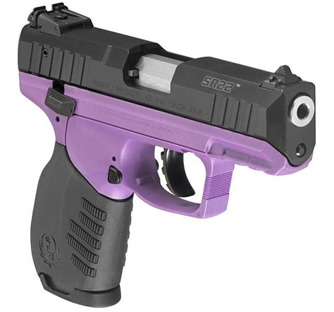 ruger sr22 colors purple rugers the firearm blogthe firearm