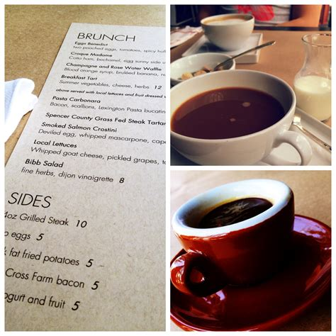 Table 310 Menu s table 310 the brunch service ace weekly