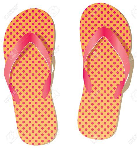 Flip Flops pair clipart flip flops pencil and in color pair clipart