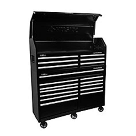 Husky 18 Drawer Tool Chest by Husky 60 Inch 18 Drawer Tool Chest And Cabinet Set The