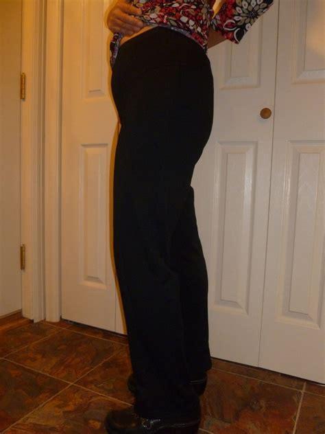 pattern review yoga pants silhouette patterns 3011 nanette s yoga pant