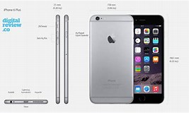 Image result for What are the specifications of the iPhone 6 Plus?. Size: 267 x 160. Source: digitalreview.co