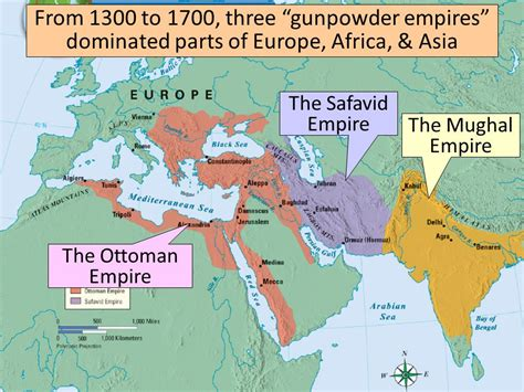 Mughal And Ottoman Empires The Safavid Empire The Mughal Empire The Ottoman Empire Ppt