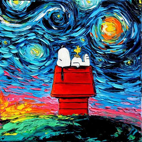 5 Paintings By Gogh by Artist S Painting Gets Mistaken For A Gogh So She