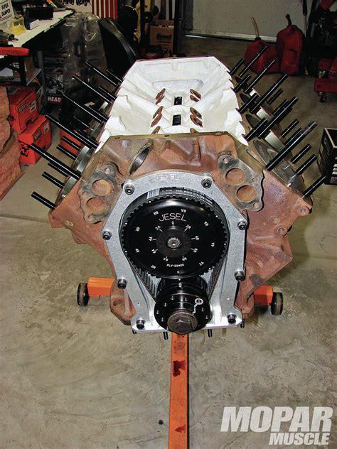 big torque chrysler  engine build tech mopar muscle hot rod network