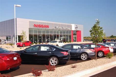 russ darrow nissan service russ darrow nissan of milwaukee milwaukee wi 53224 car