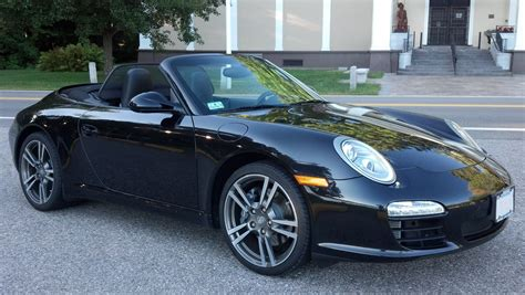 porsche 911 black fun in the sun porsche 911 black edition limited slip blog