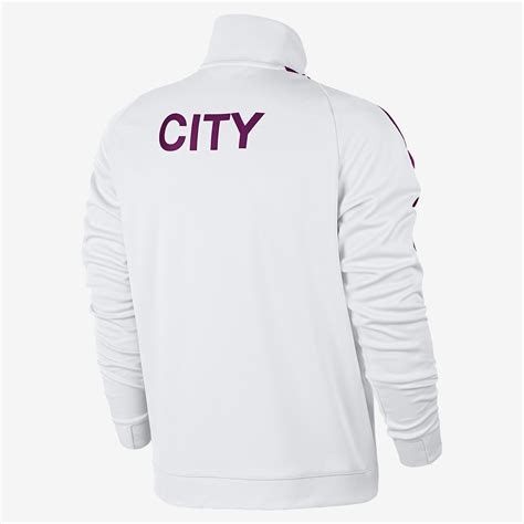 Vest Hoodie Manchester City Fc 03 nike manchester city fc football jacket clothes hoodies sporting goods sil lt